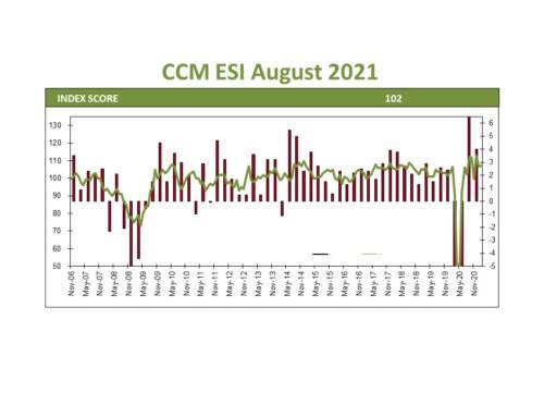 US Economic Update August 2021