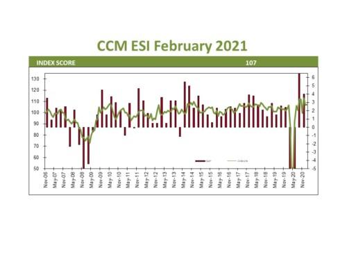 US Economic Update February 2021