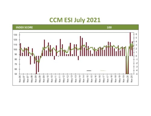 US Economic Update July 2021