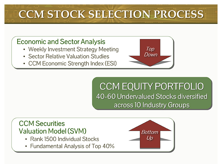 CCM Investment Process