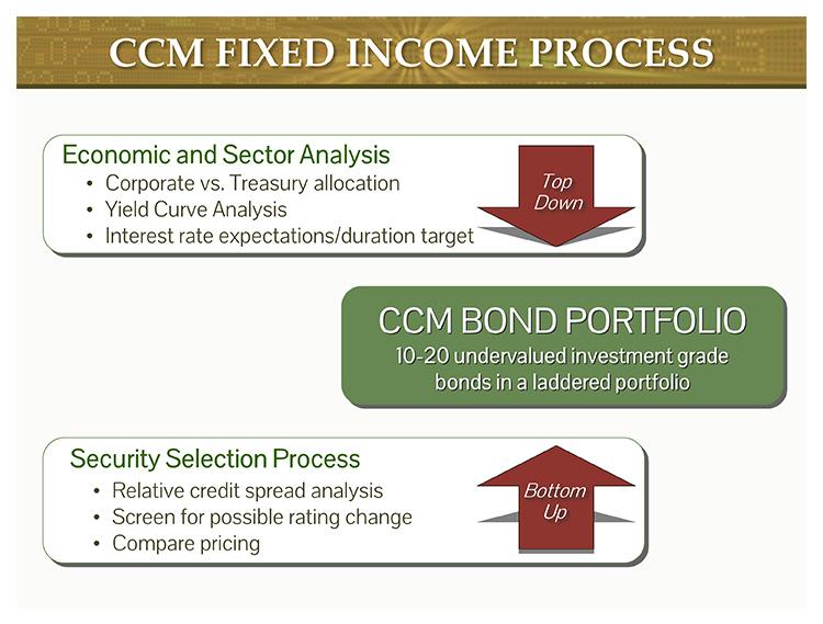 CCM Investment Process